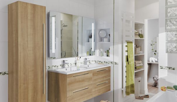 Aménager une salle de bains  les 5 règles à connaître