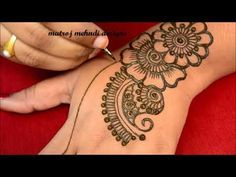 Latest Arabic Henna Designs For Hands | Mehndi Designs|Matroj Mehndi Designs