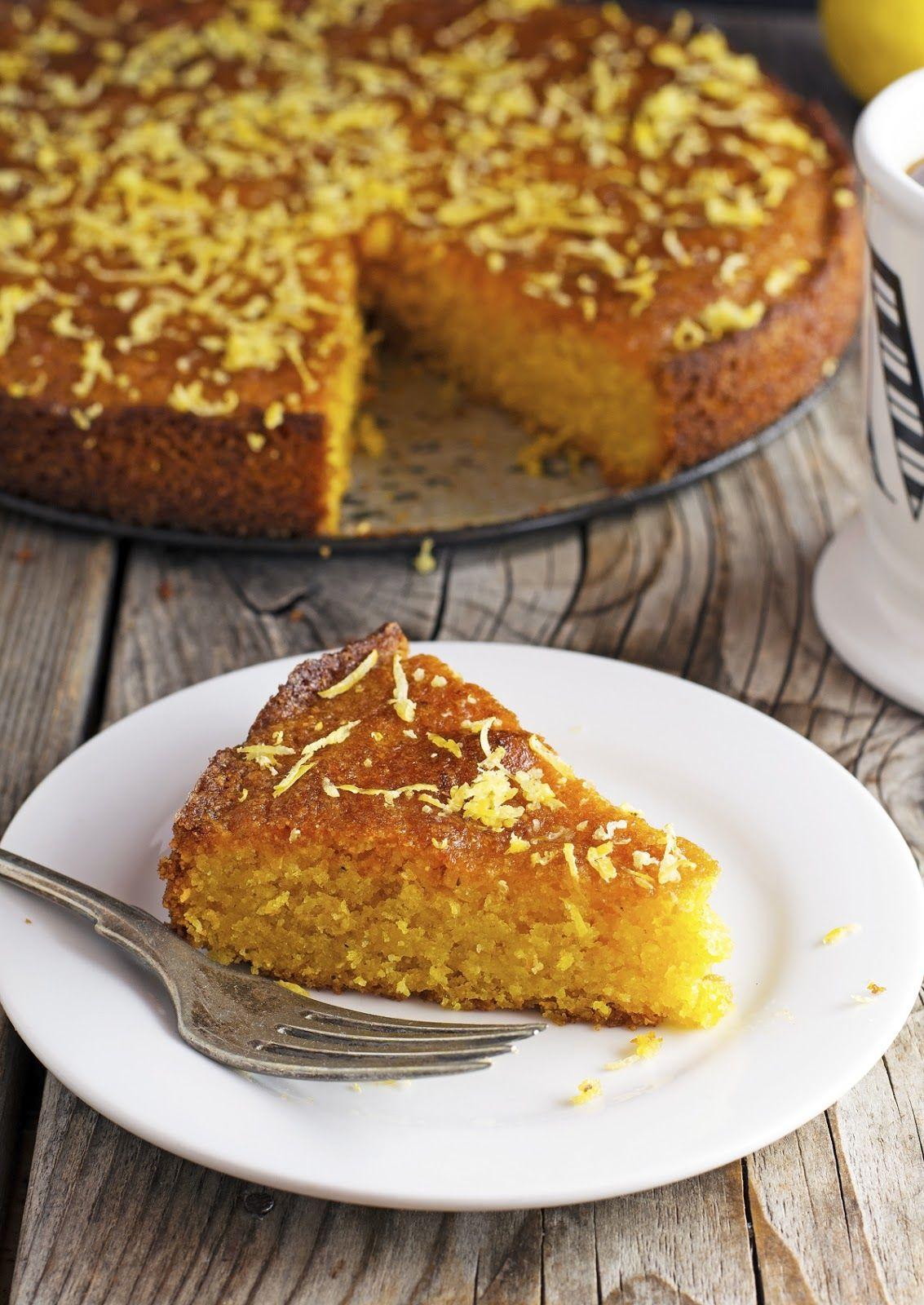 gluten free lemon cake nigella