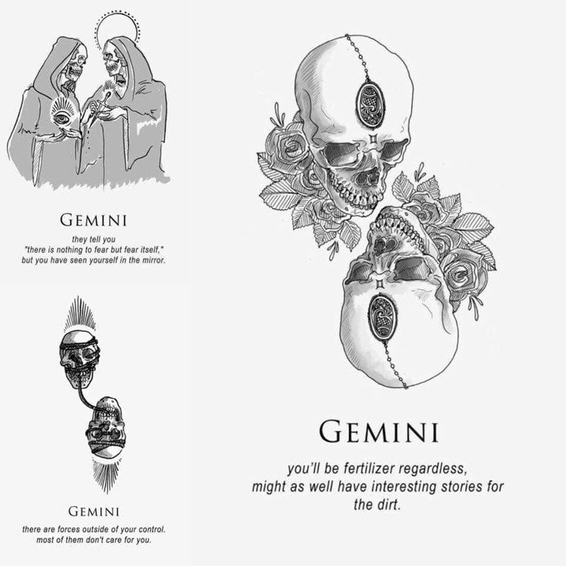 dark astrology horoscopes