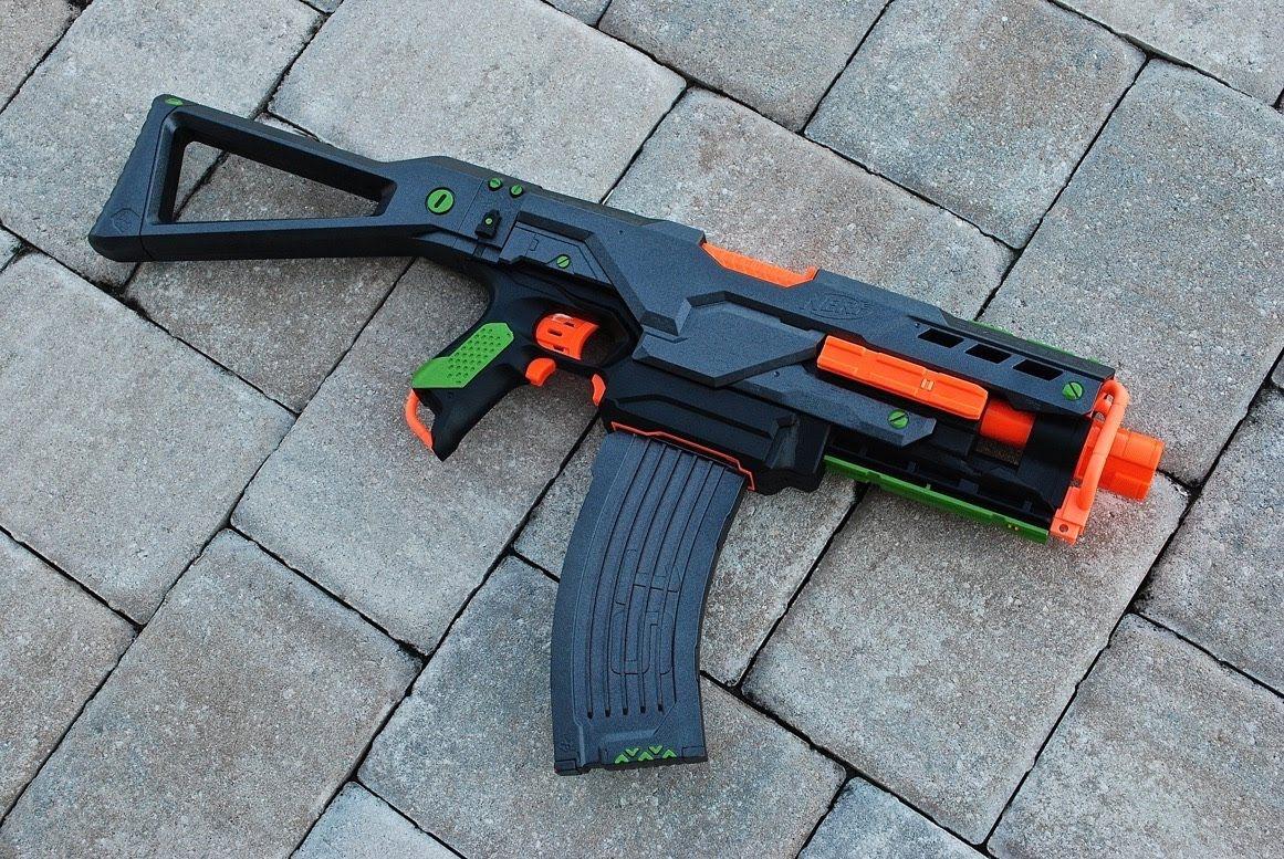 Guns · NerfBb