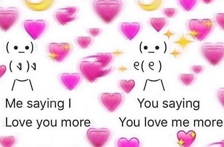 I Ii Fight You On It R Wholesomememes Wholesome Memes Love You More Meme Love You Meme I Love You Funny