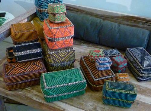 Beautifull handmade boxes