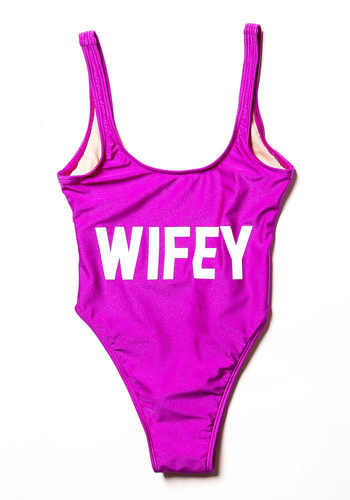 213d31c1a7 Private Party Wifey Swimsuit - Swim - Clothes