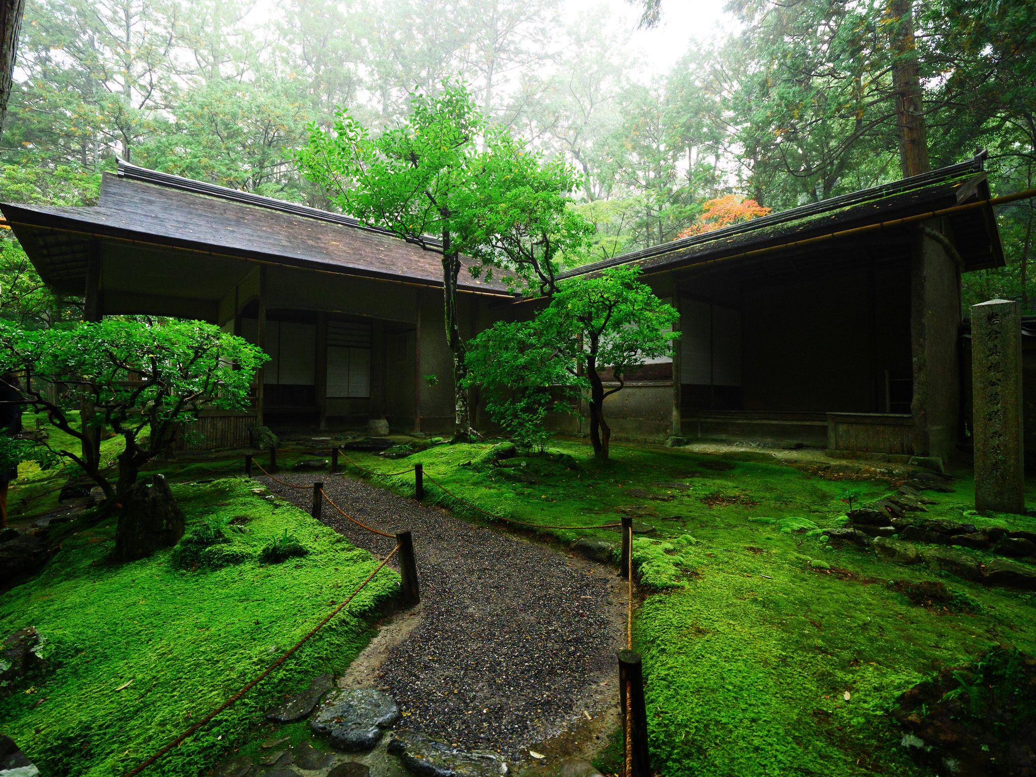 ( ) Moss Garden Of Saihoji