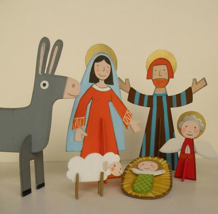 Un belen de papel 6 pasitos pinterest un belen de papel 6 nativity setsmerry christmasdiy solutioingenieria Gallery