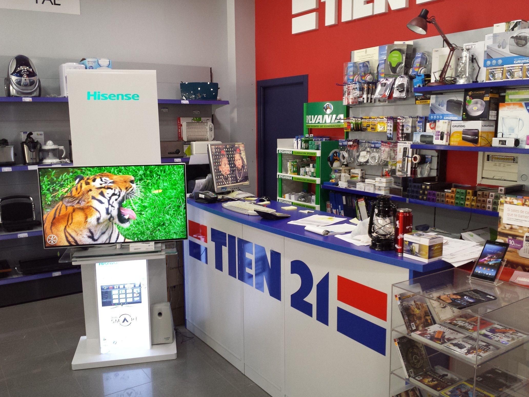 Pin de Tien21Ageluz en Tienda fisica Tiendas