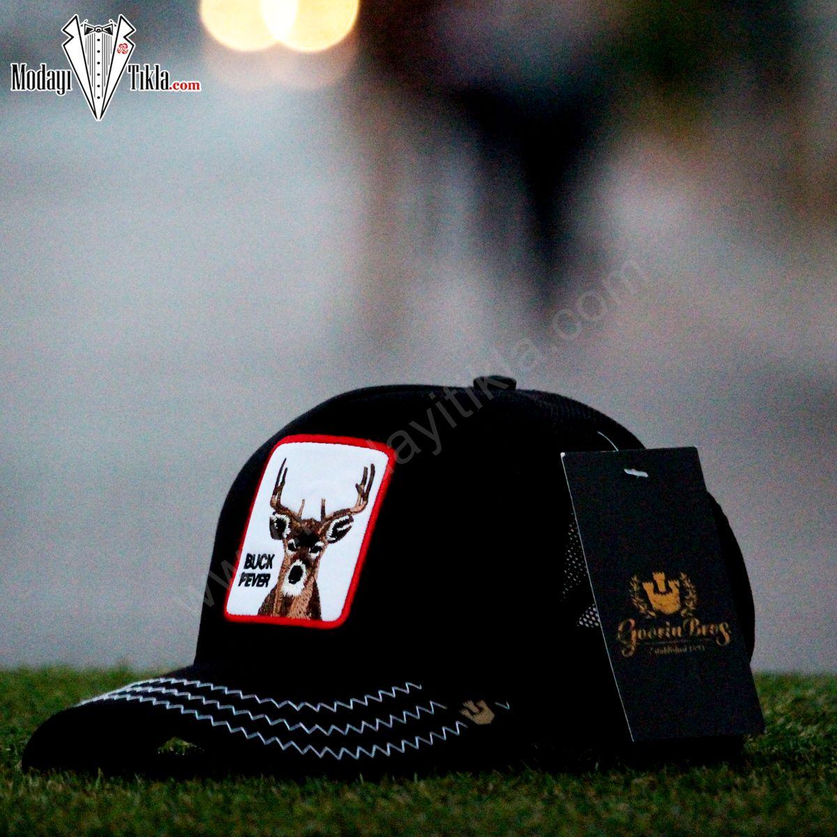 dca640742 Goorin Bros Şapka İthal Siyah Buck | Erkek Şapka | Giyim