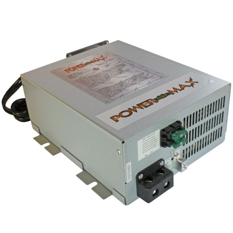 Powermax 120v Ac To 12 Volt Dc Pm3 100amp Power Converter Rv Battery Charger New Rv Battery Converter Power Converters