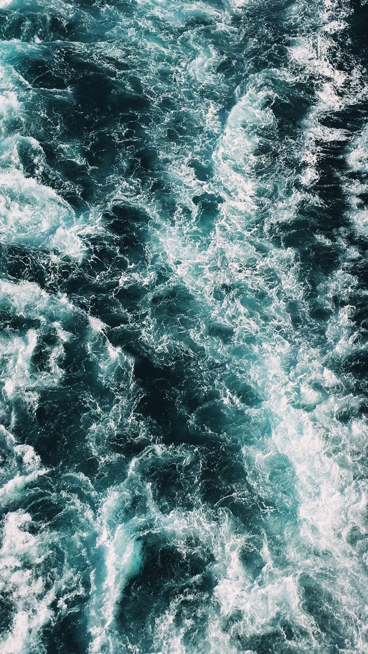 28 iPhone Wallpapers For Ocean Lovers Waves wallpaper