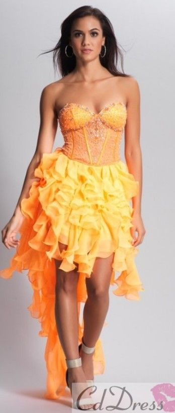 Kinda like this for a wedding dress. I would like it in cream & Champaign