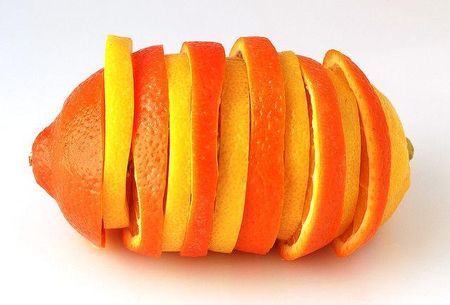 Citicos, naranja, limon, fruit