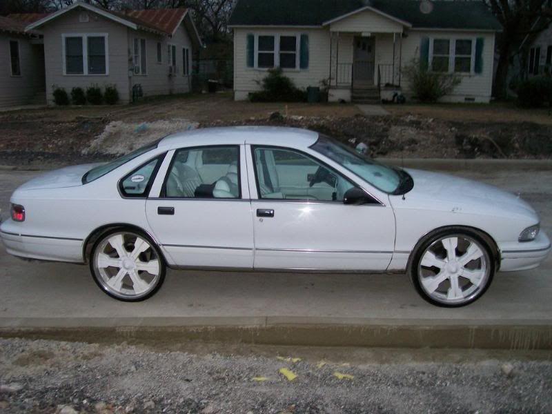 Pin On Impala 96