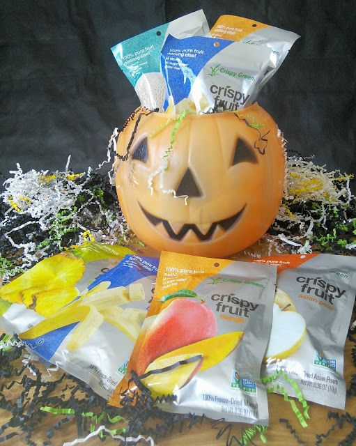 healthy halloween treats for trick or treaters