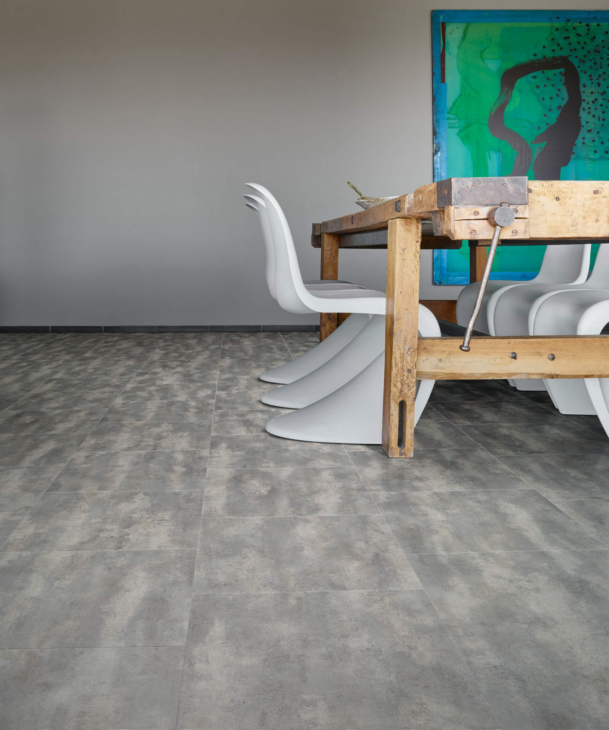 Concrete 40945 stone effect luxury vinyl flooring moduleo concrete 40945 stone effect luxury vinyl flooring moduleo dailygadgetfo Images