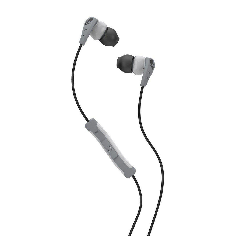 Amazoncom Skullcandy Method In Ear Sweat Resistant Sports Earbud Op Amp Amazonde Lightgray