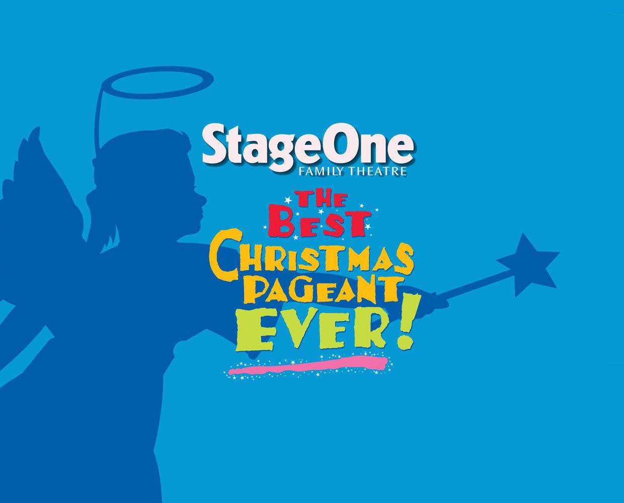 Stage One Presents The Best Christmas Pageant Ever At The