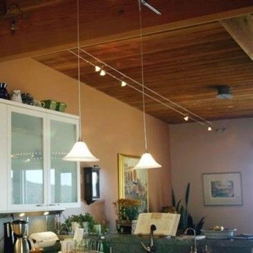 Cable Track Lighting System