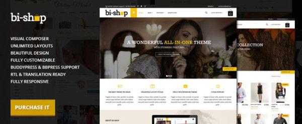 Los Mejores Temas para utilizar WooCommerce en WordPress | Mejores y ...