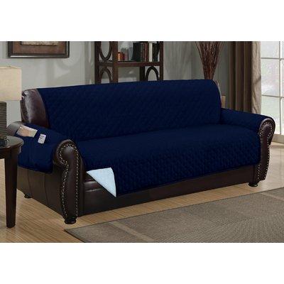 Winston Porter Deluxe Hotel Box Cushion Sofa Slipcover Cushions On Sofa Sofa Sofa Covers