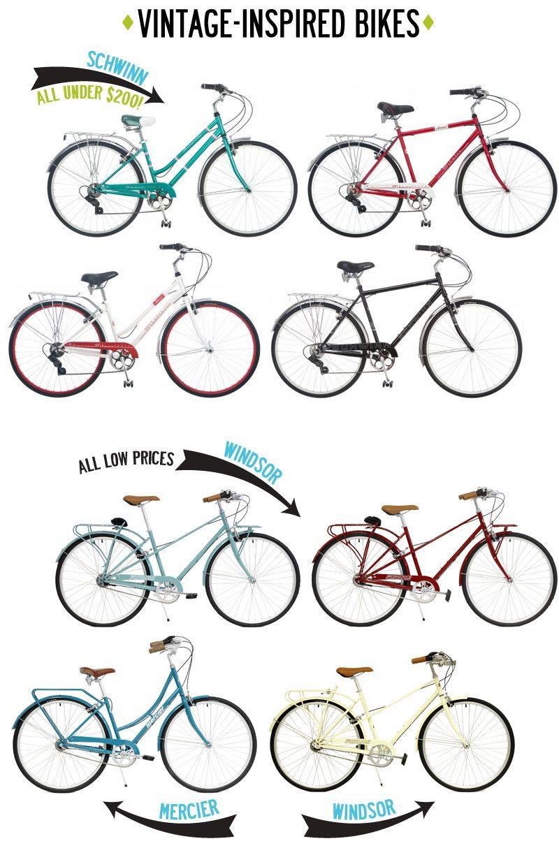 Vintage Inspired Bikes - I need a new bike! | Fitness & Health ...