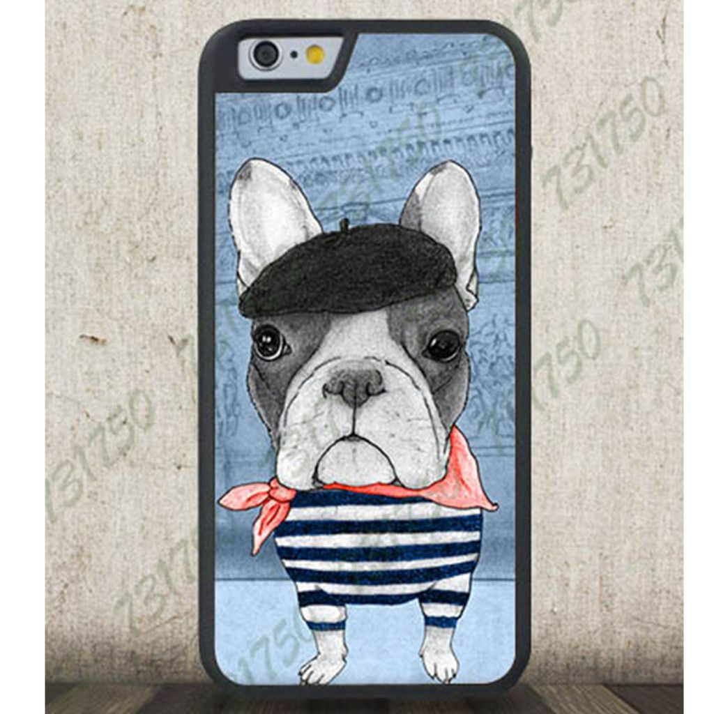 Cute Case French Bulldog For Iphone 6 – Mazzoo