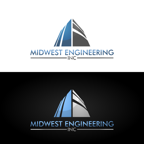 Midwest Engineering Inc Creating A New Logo For A New Engineering Company
