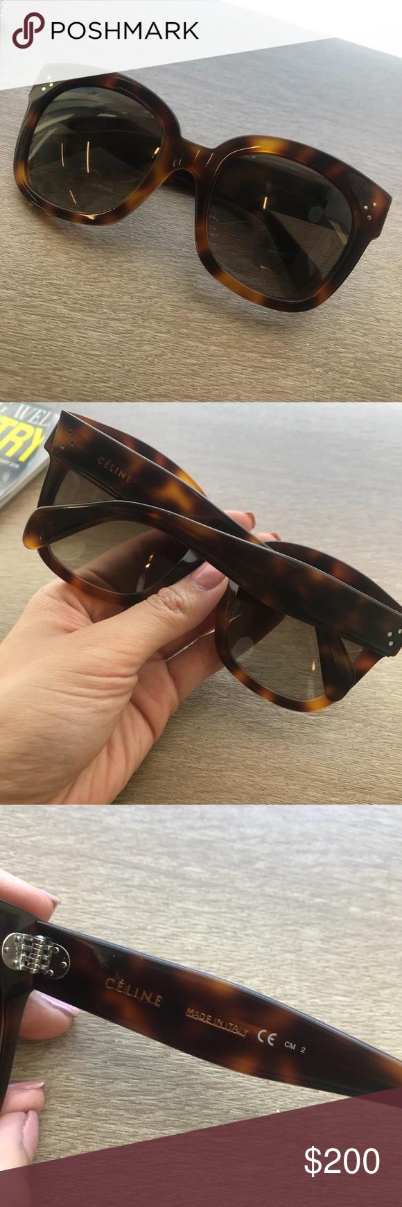 7b2c4e1ea9d5 CELINE AUDREY SUNGLASSES Authentic. Come without box or receipt. Brand new. Celine  Accessories Glasses