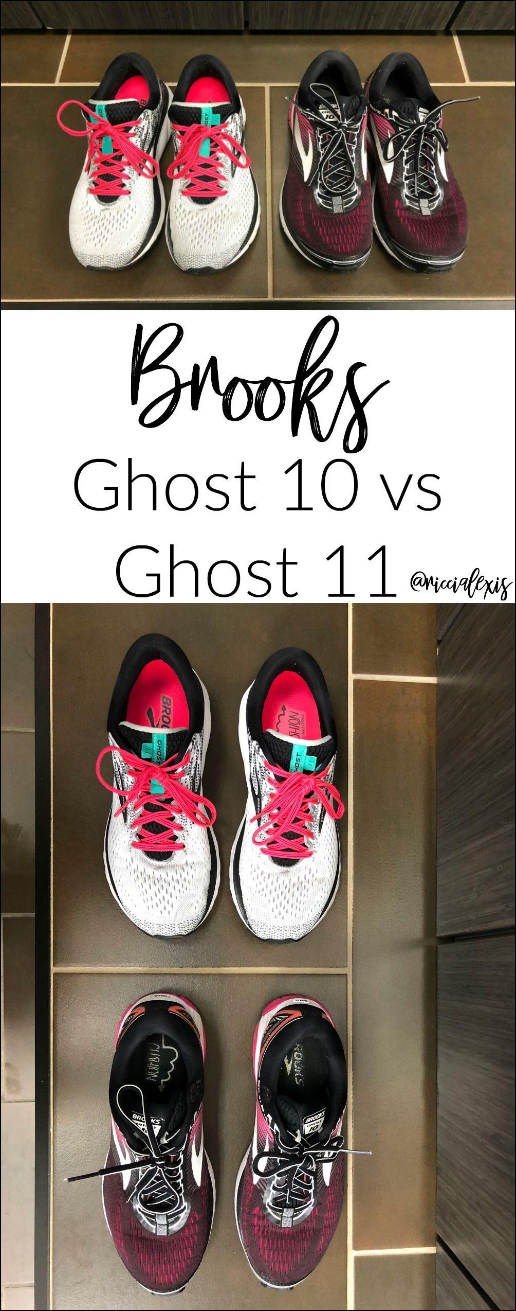 Brooks Ghost 10 vs. Ghost 11 | Latest