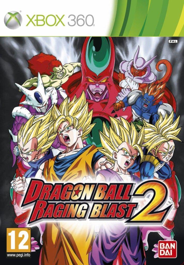 54 2 Jugadores Dragon Ball Best Xbox 360 Games Dragonball Game