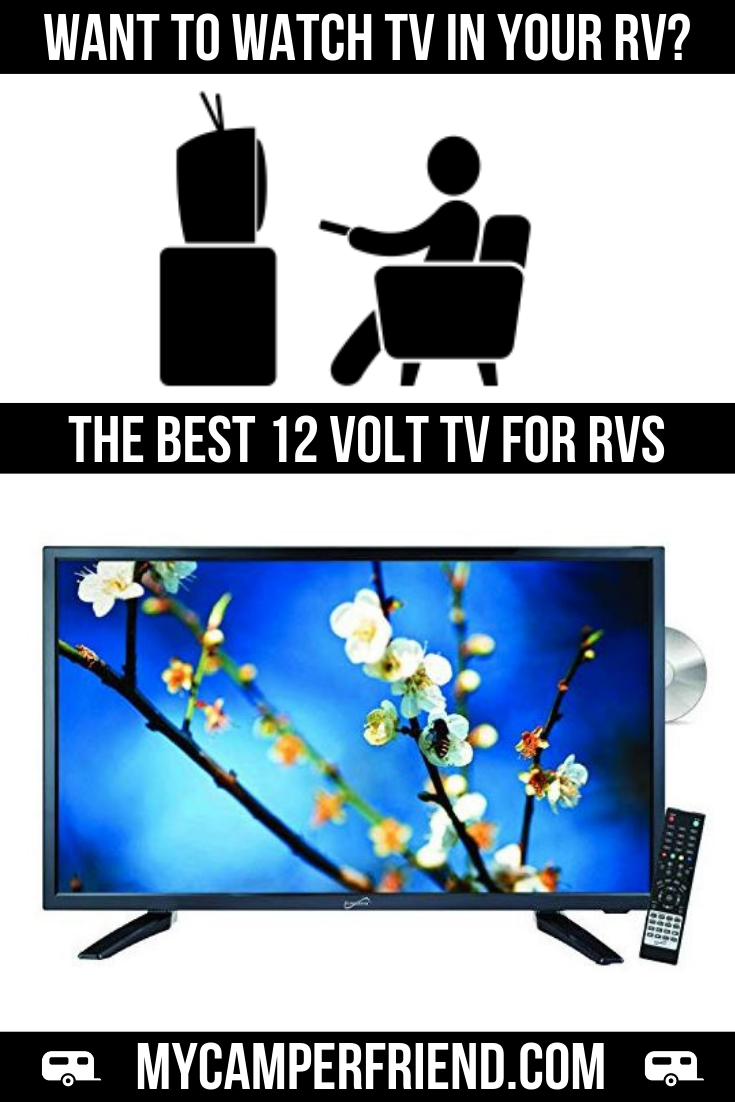 The Best 12 Volt Tv For Rvs 2020 Buyer S Guide Rv Rv Travel Rv Tv