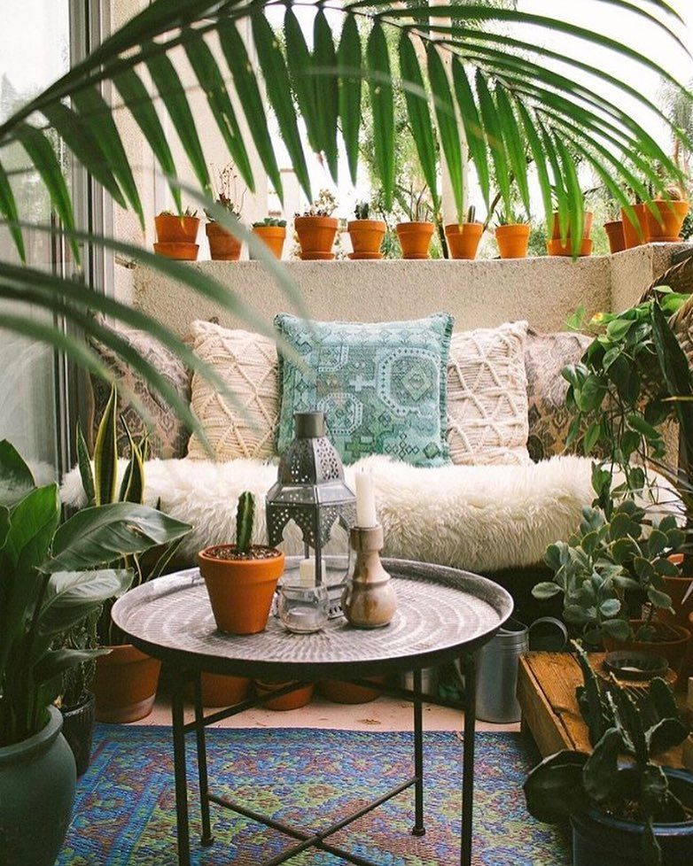 Best Boho Chic Outdoor Furniture To Redesign Porch Home