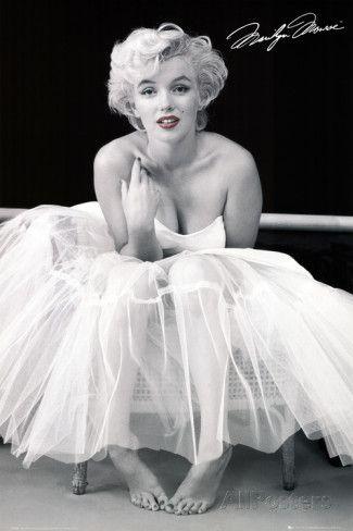Marilyn Monroe Ballerina Photo Marylin Monroe Marilyn Monroe En
