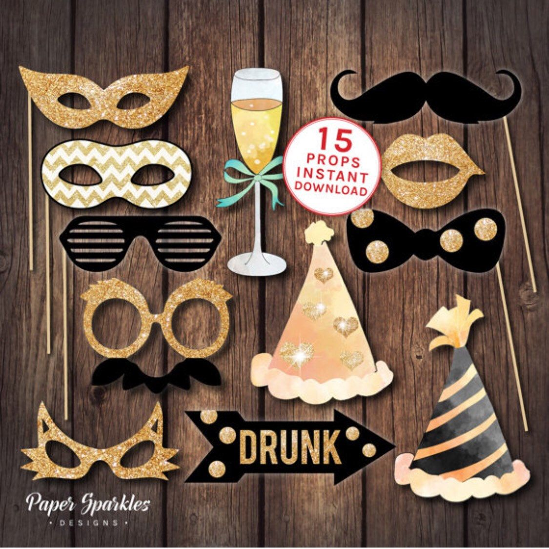23++ New years eve 2020 props ideas
