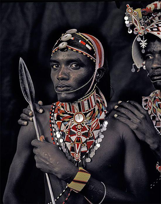 Antes de que pasen visitante: Fotos de tribus remotas de Jimmy Nelson | La inspiración de cuadrícula | Inspiración para el diseño