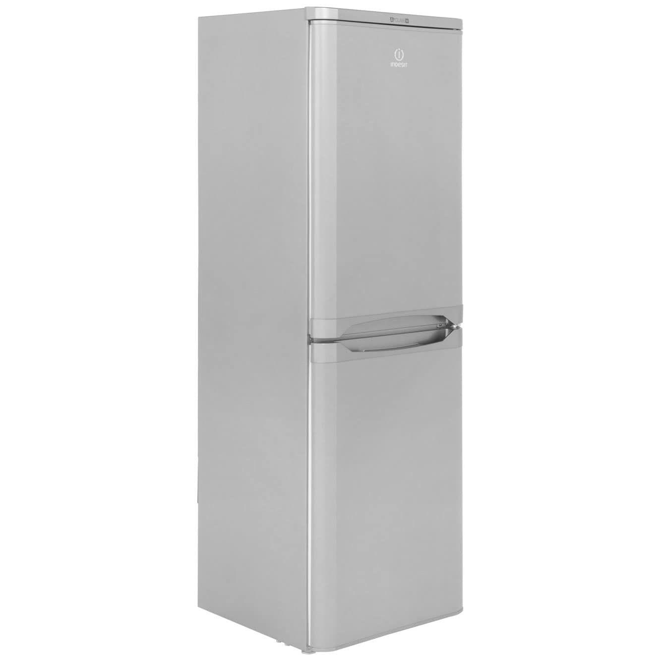 Indesit Freestanding Fridge Freezer | CAA55SI | ao.com | appliances ...