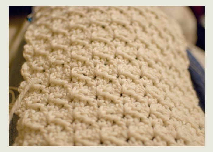Free Crochet Pattern: Mindless Scarf