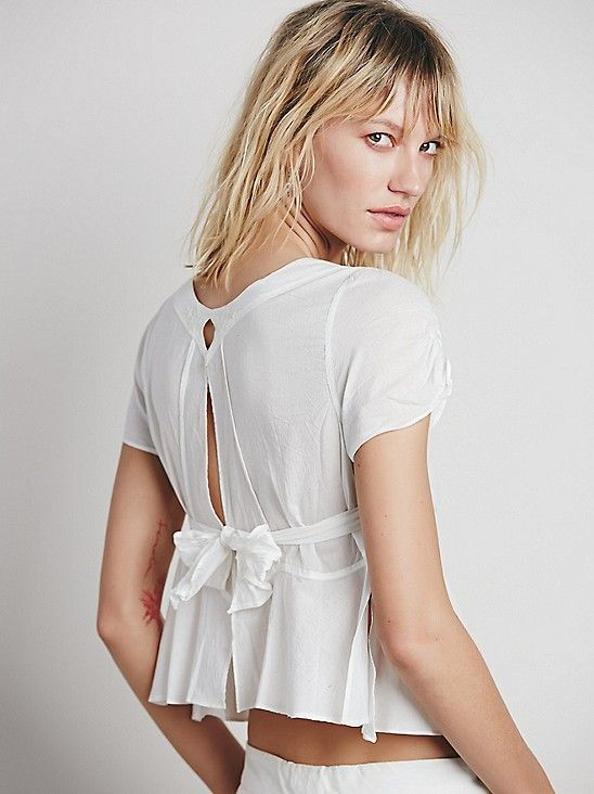 New Romantics Daisy Top at Free People Clothing Boutique