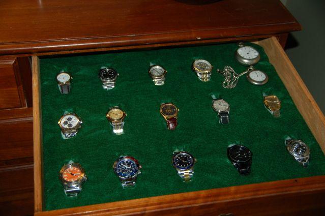 A 12 Diy Watch Drawer Insert Watches In 2019 Drawer
