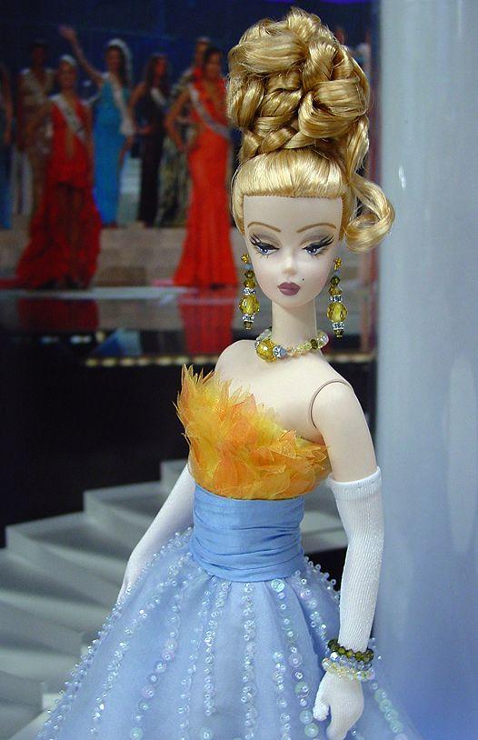 ๑miss North Dakota 2011 Miss Beautiful Face Dolls Of The World