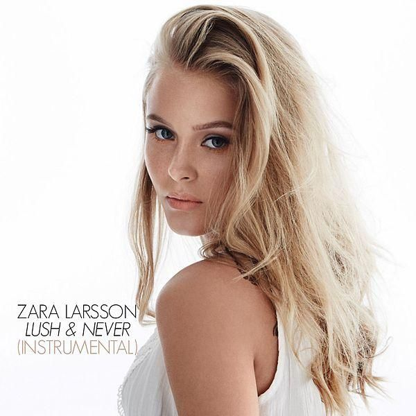 Zara Larsson is conquering the Nordic charts with her hit, Lush Life, a pretty cool song! #Singer #Beautiful #Zara_Larsson