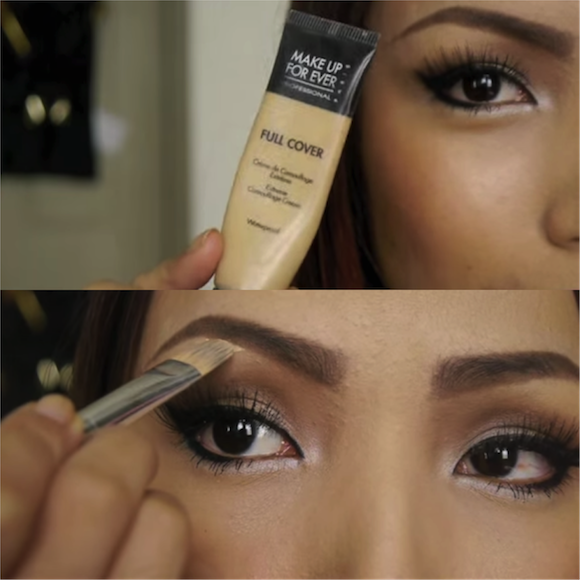 How To Do Your Own Eyebrows Like A Pro Maquillaje Cejas