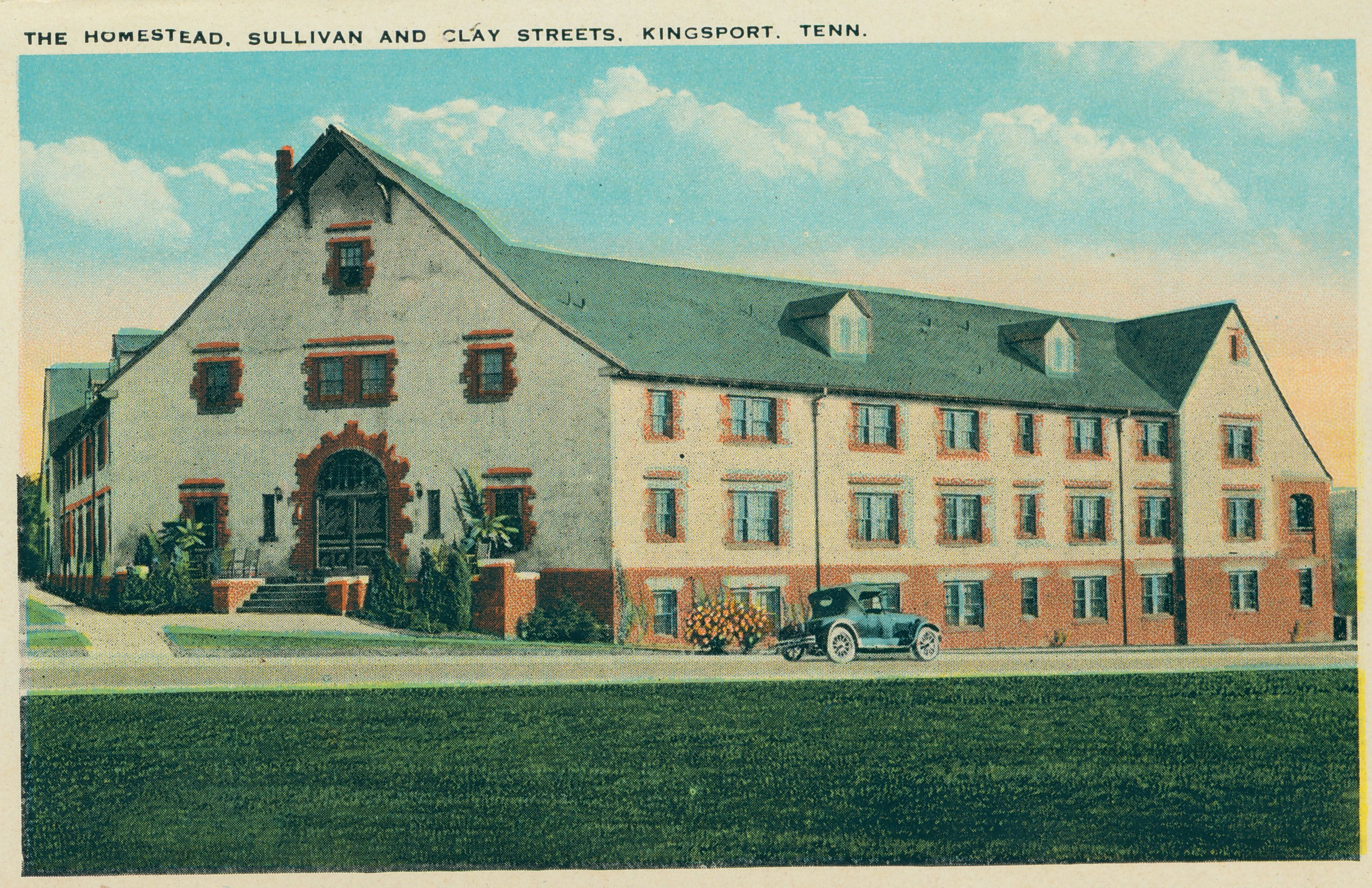 The Homestead Hotel Southern Heritage Kingsport Tennessee Kingsport