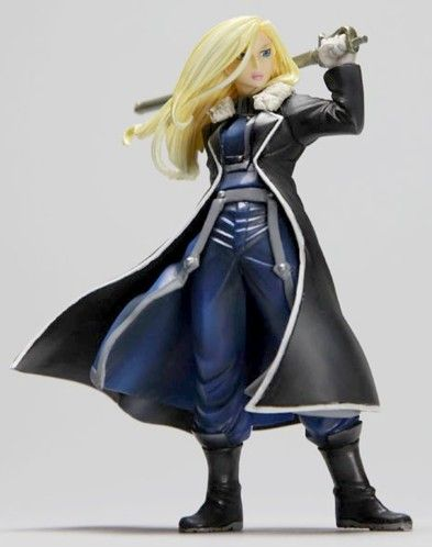 olivier mira armstrong fullmetal alchemist brotherhood. Black Bedroom Furniture Sets. Home Design Ideas