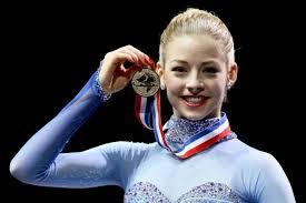 Gracie Gold. Gold medal.바카라팁 SK8000.COM 바카라팁 바카라팁바카라팁 바카라팁바카라팁 바카라팁바카라팁