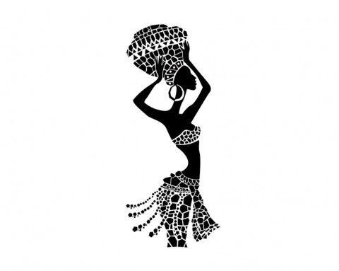 Pingl par lylou june sur draw style inspiration character femme dessin femmes - Dessin africaine ...