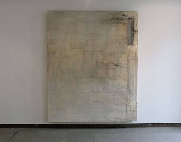 be4b85724b78 artnet Galleries  Untitled (slip painting) by Lawrence Carroll from Galerie  Karsten Greve