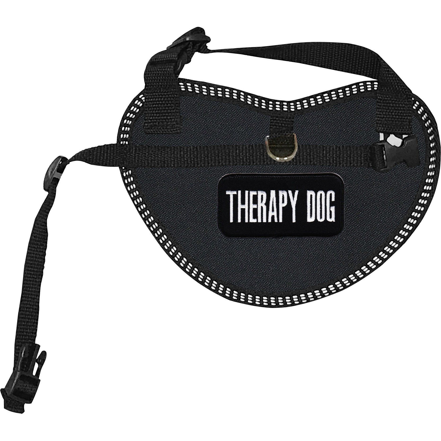 """Therapy Dog"" Dog Harness Vest for small dogs Dog vest"