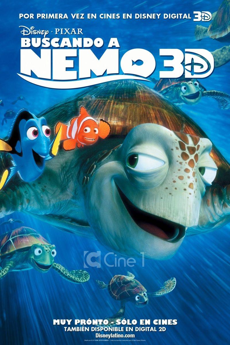 Postery V Poiskah Nemo