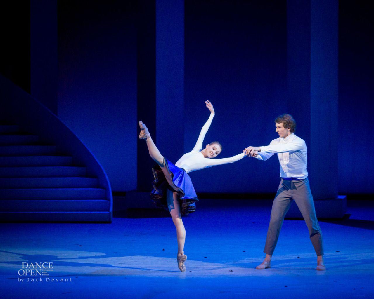 Anastasia Stashkevich And Semyon Chudin In Bolshoi S Taming Of